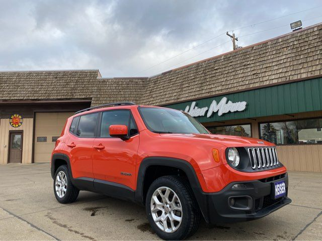 2015 Jeep Renegade Latitude in Dickinson, ND 58601