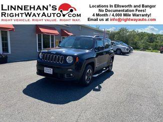 2015 Jeep Renegade Latitude in Bangor, ME 04401