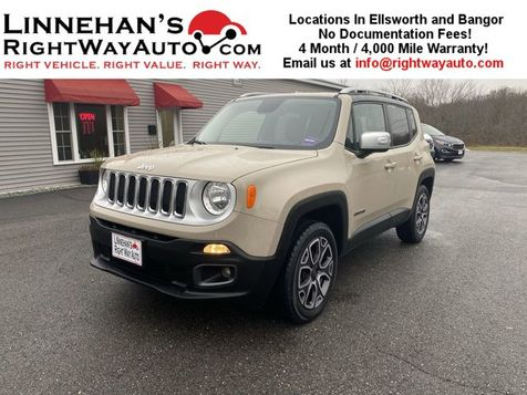 2015 Jeep Renegade Limited in Bangor