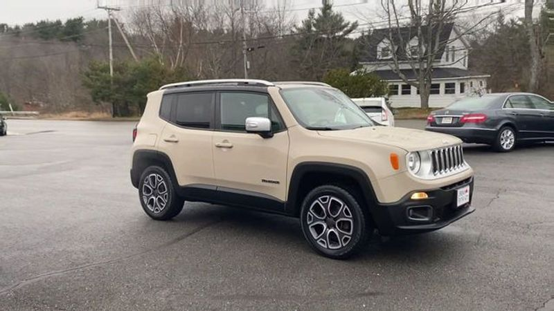 2015 Jeep Renegade Limited  in Bangor, ME