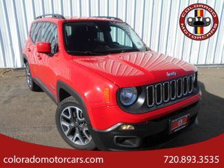 2015 Jeep Renegade Latitude in Englewood, CO 80110