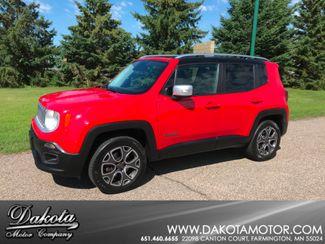 2015 Jeep Renegade Limited Farmington, MN