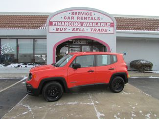 2015 Jeep Renegade Sport in Fremont OH, 43420