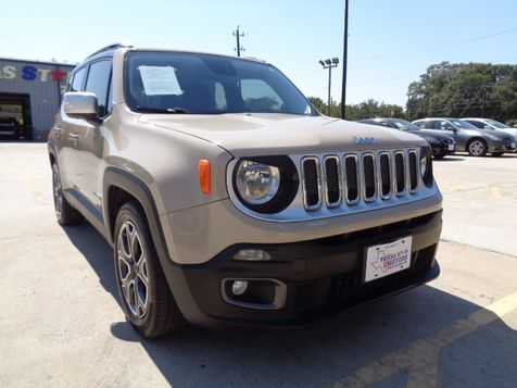 2015 Jeep Renegade Limited in Houston