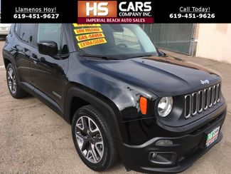 2015 Jeep Renegade Latitude Imperial Beach, California
