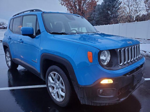 2015 Jeep Renegade Latitude in Kaysville, UT 84037