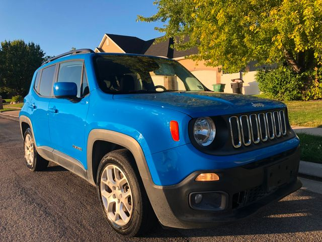 2015 Jeep Renegade Latitude in Kaysville, UT 84037