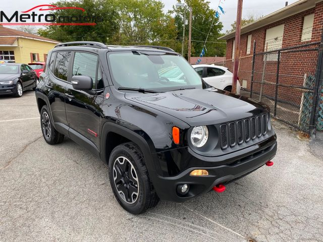 2015 Jeep Renegade Trailhawk in Knoxville, Tennessee 37917