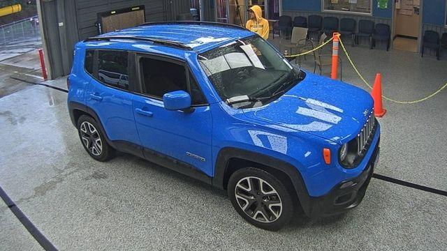 2015 Jeep Renegade Latitude Madison, NC 4