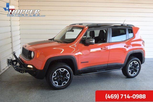 2015 Jeep Renegade Trailhawk in McKinney Texas, 75070