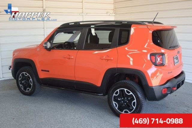 2015 Jeep Renegade Trailhawk in McKinney Texas, 75070
