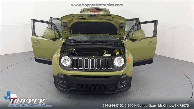 2015 Jeep Renegade Latitude in McKinney Texas, 75070