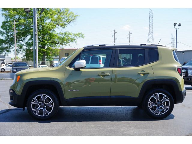 2015 Jeep Renegade Limited in Memphis, Tennessee 38115