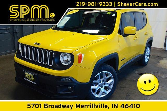 2015 Jeep Renegade Latitude in Merrillville, IN 46410