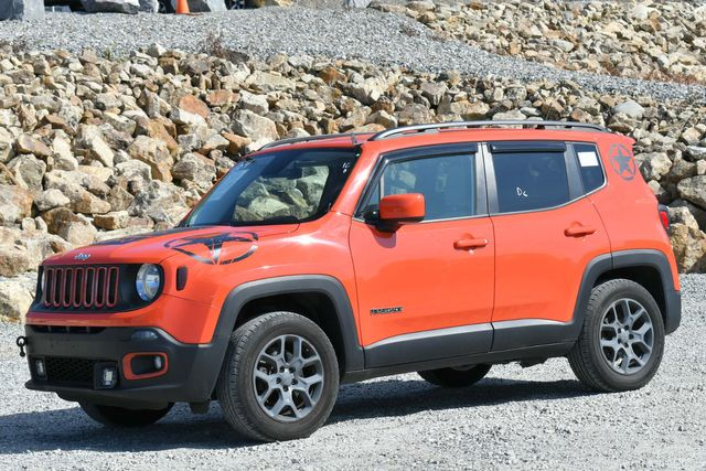 2015 Jeep Renegade Latitude Naugatuck, Connecticut