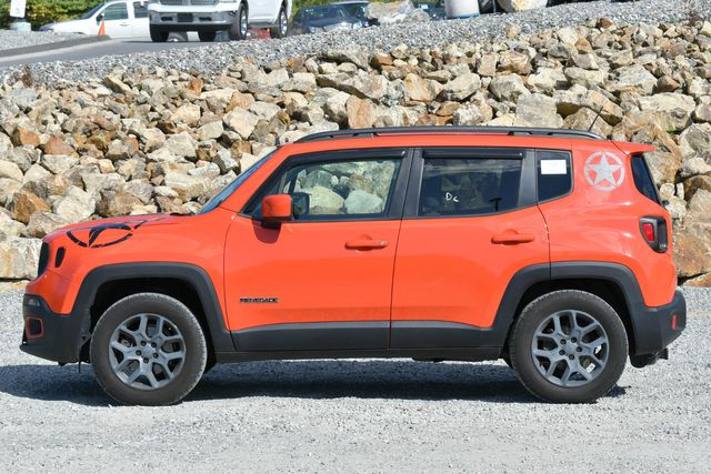2015 Jeep Renegade Latitude Naugatuck, Connecticut 1