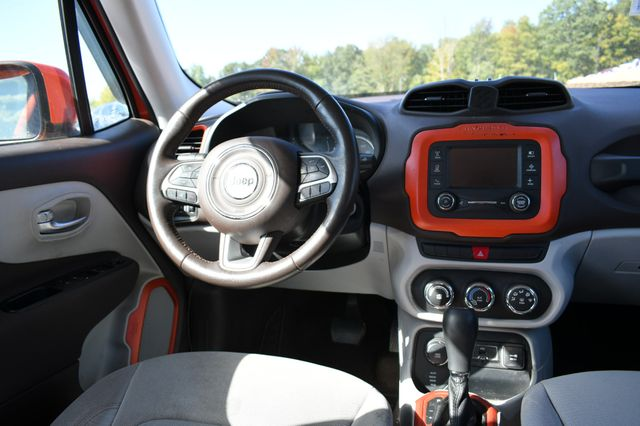 2015 Jeep Renegade Latitude Naugatuck, Connecticut 16