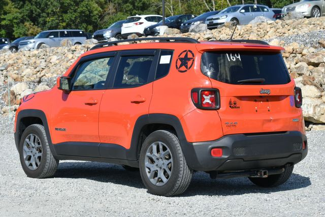 2015 Jeep Renegade Latitude Naugatuck, Connecticut 2