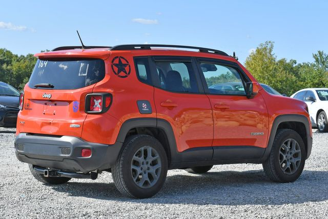 2015 Jeep Renegade Latitude Naugatuck, Connecticut 4