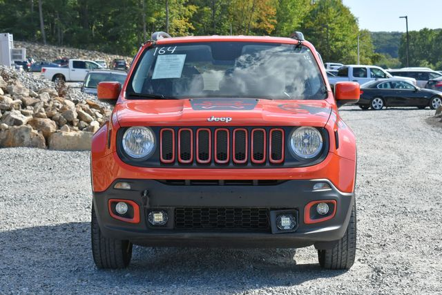 2015 Jeep Renegade Latitude Naugatuck, Connecticut 7
