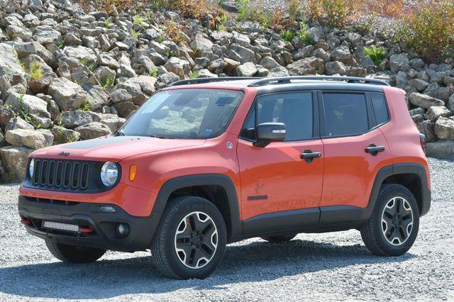 2015 Jeep Renegade Trailhawk Naugatuck, Connecticut