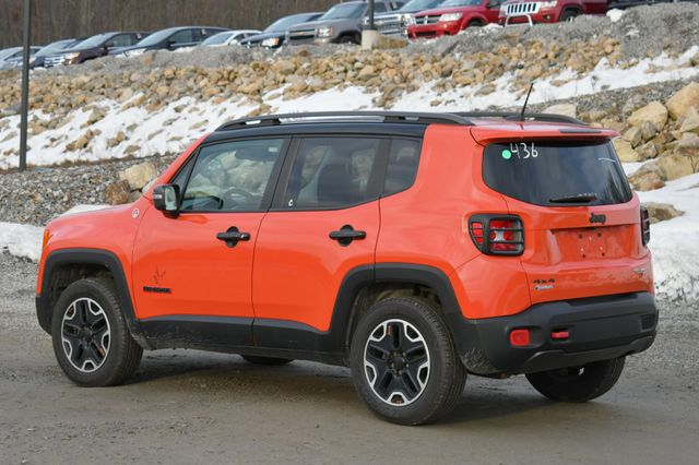 2015 Jeep Renegade Trailhawk Naugatuck, Connecticut 4