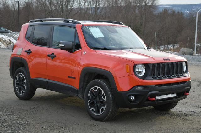 2015 Jeep Renegade Trailhawk Naugatuck, Connecticut 8