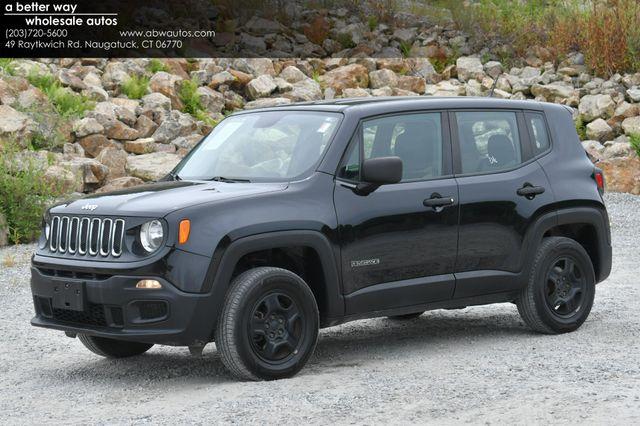 2015 Jeep Renegade Sport Naugatuck, Connecticut