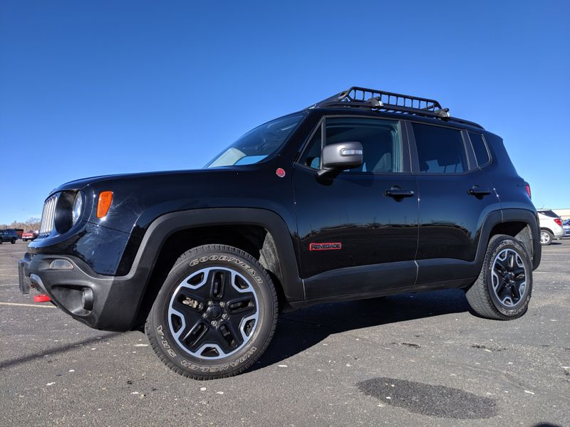 2015 Jeep Renegade Trailhawk AWD  Fultons Used Cars Inc  in , Colorado