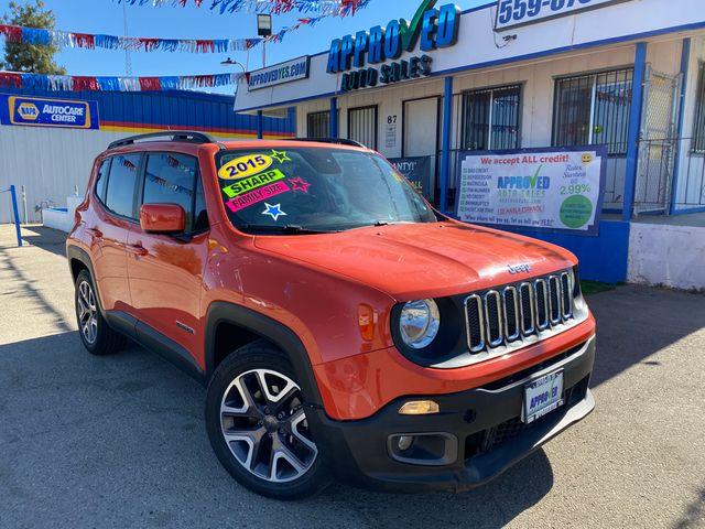2015 Jeep Renegade Latitude in Sanger, CA 93657