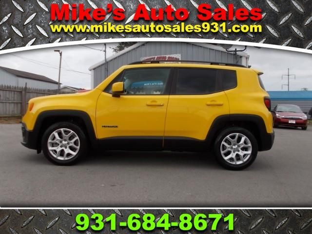 2015 Jeep Renegade Latitude Shelbyville, TN