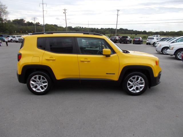 2015 Jeep Renegade Latitude Shelbyville, TN 10
