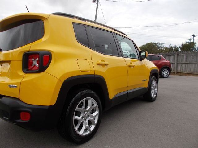 2015 Jeep Renegade Latitude Shelbyville, TN 11
