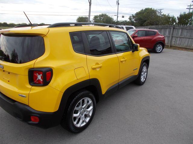 2015 Jeep Renegade Latitude Shelbyville, TN 12