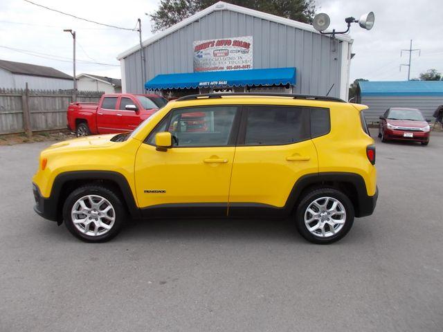 2015 Jeep Renegade Latitude Shelbyville, TN 2