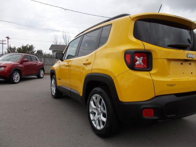 2015 Jeep Renegade Latitude Shelbyville, TN 3