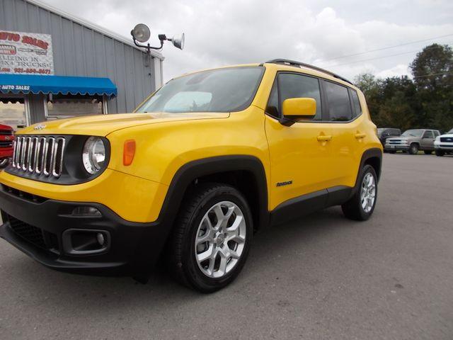 2015 Jeep Renegade Latitude Shelbyville, TN 5