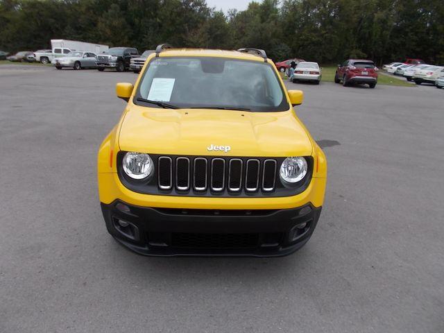 2015 Jeep Renegade Latitude Shelbyville, TN 7