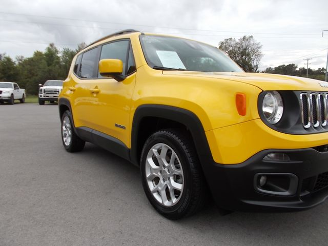 2015 Jeep Renegade Latitude Shelbyville, TN 8