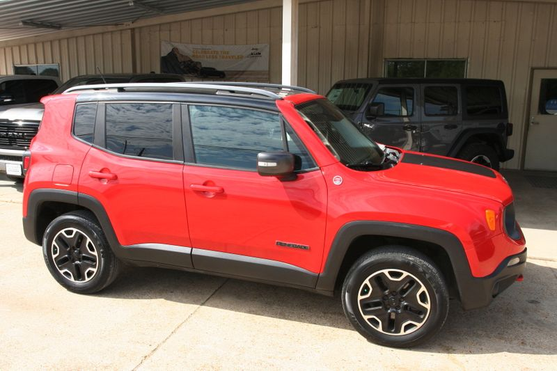 2015 Jeep Renegade Trailhawk in Vernon Alabama