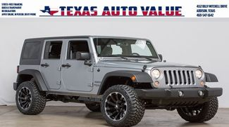 2015 Jeep Wrangler Unlimited Sport in Addison TX, 75001