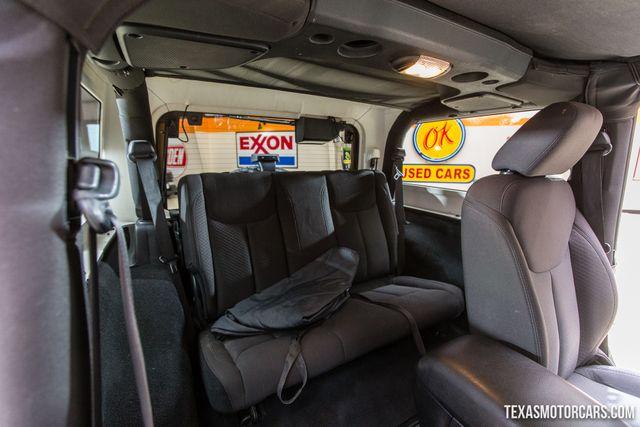 2015 Jeep Wrangler Willys Wheeler 4X4 in Addison, Texas 75001