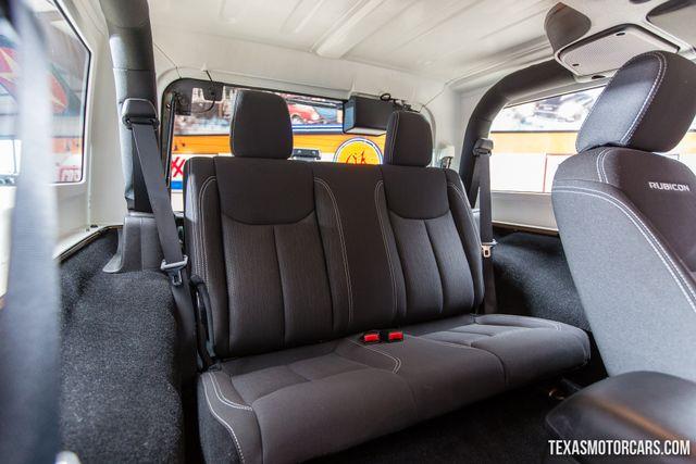 2015 Jeep Wrangler Rubicon 4X4 in Addison, Texas 75001