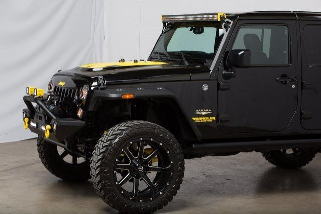 2015 Jeep Wrangler Unlimited Sahara in Addison, TX 75001