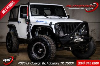 2015 Jeep Wrangler Sport w/ MANY Upgrades in Addison, TX 75001