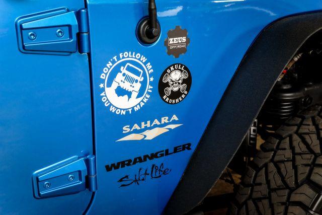 2015 Jeep Wrangler Sahara w/ MANY Upgrades in Addison, TX 75001