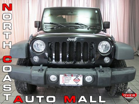 2015 Jeep Wrangler Sport in Akron, OH