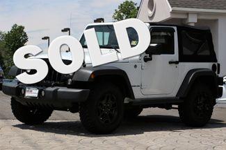 2015 Jeep Wrangler Willys Wheeler in Alexandria VA
