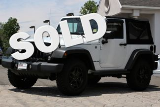 2015 Jeep Wrangler Willys Wheeler in Alexandria VA