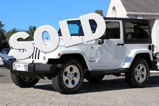 2015 Jeep Wrangler Sahara 4X4 in Alexandria VA